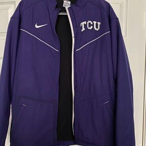 Nike TCU Jacket